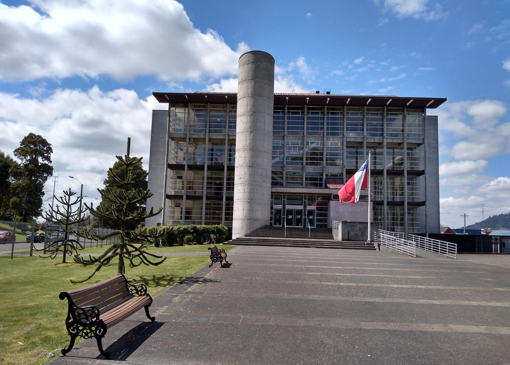 Justicias reformadas y acceso a la justicia en Chile